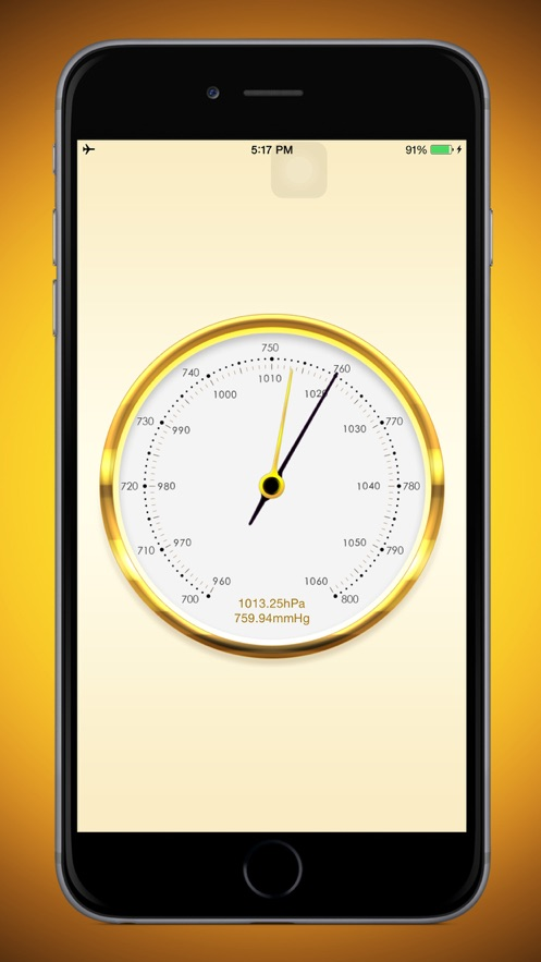 气压表app
