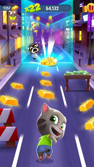 汤姆猫跑酷苹果版