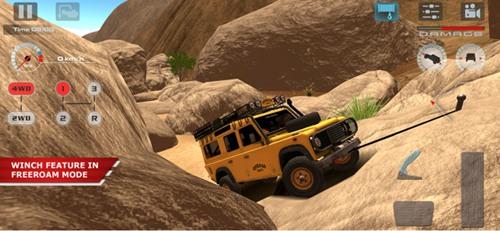 越野驾驶沙漠中文版下载