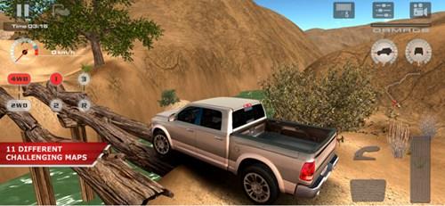 越野驾驶沙漠汉化版
