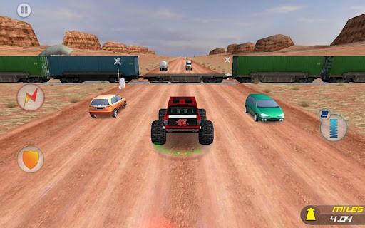 疯狂怪物卡车逃逸游戏下载