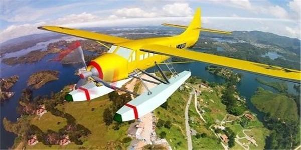 超能滑翔战机手游下载