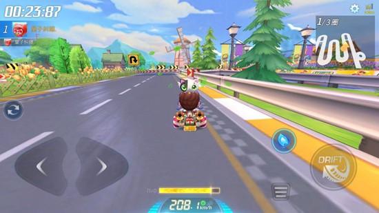 跑跑卡丁车手游道具排位技巧攻略 道具排位用什么车