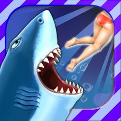 饥饿鲨进化最新破解版