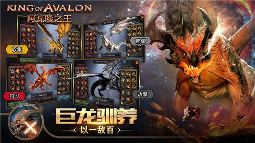 阿瓦隆之王中国区下载