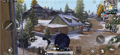 和平精英雪地地图中心公园怎么打 雪地地图中心公园打法攻略