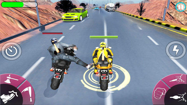 暴力赛车摩托车游戏安卓版