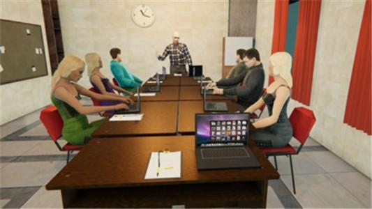 校园老师模拟器游戏下载