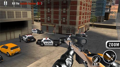 街头猎人3d游戏