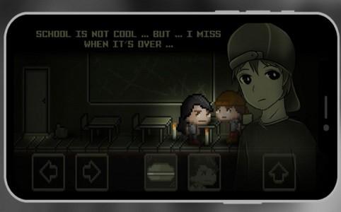 陌生的学校游戏下载