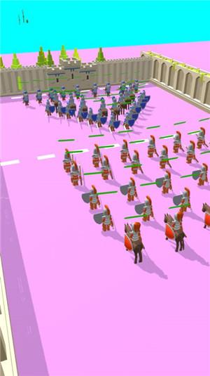 画线战争3d