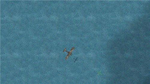 王牌飞行员吃鸡战场