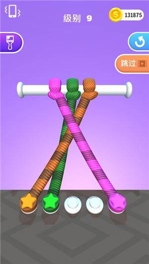 彩绳解解乐游戏