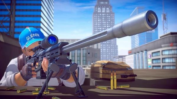 狙击手城市英雄官方版下载