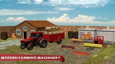 农业拖拉机模拟游戏下载