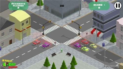 街道交通灯游戏下载