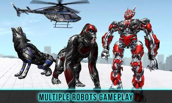 大型机器人英雄之战手游下载