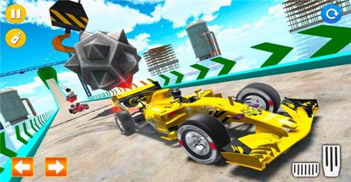 方程式喷气赛车特技手机版