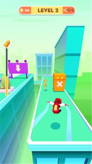 极限跑酷3d游戏