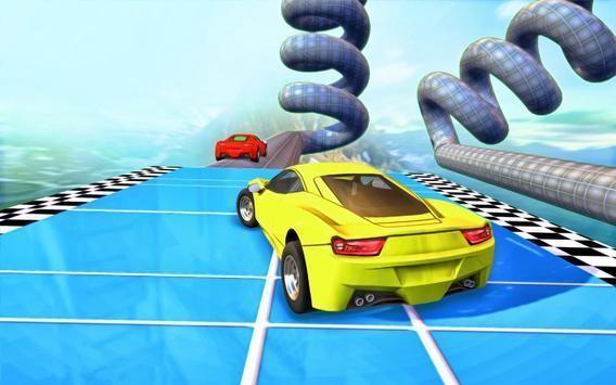 超级坡道特技赛车安卓版