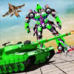 变形坦克机器人无限金币版