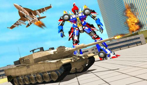 变形坦克机器人下载