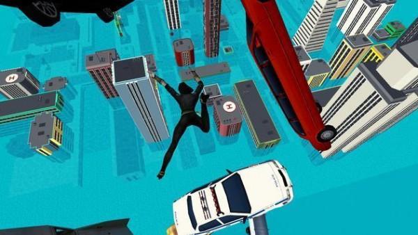 超级英雄疯狂坠落手机下载