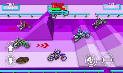 极限摩托赛2020