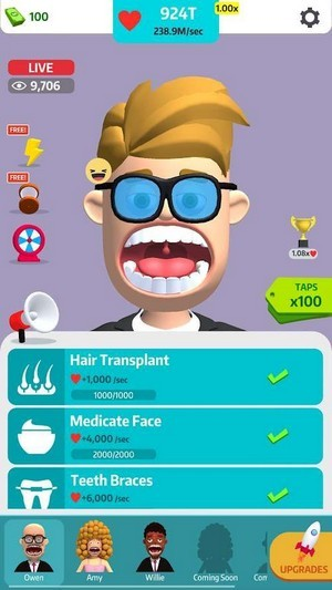 整容手术模拟器游戏下载