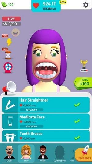 整容手术模拟器游戏