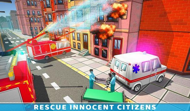 救护车和消防车模拟驾驶下载安装