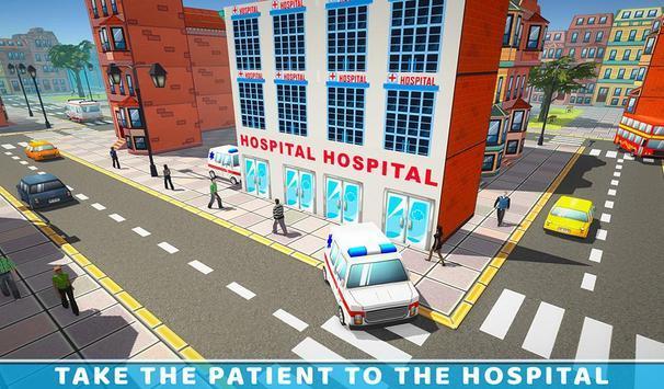 救护车和消防车模拟驾驶手机版
