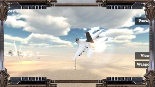 无限空战人类复仇无限金币版