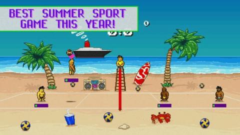 热血沙滩排球最新版下载