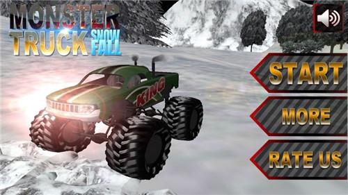 怪物卡车降雪苹果版下载