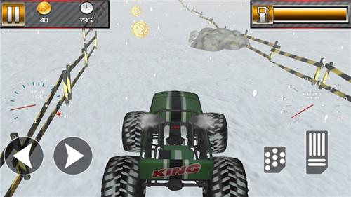 怪物卡车降雪苹果版
