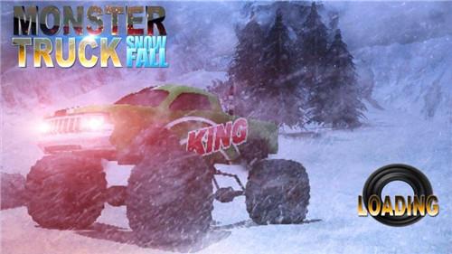 怪物卡车降雪ios版