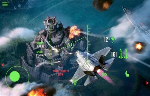 现代战斗机游戏