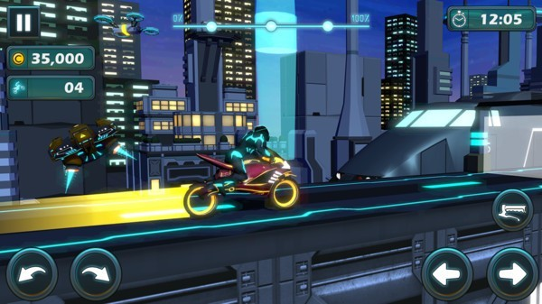 未来摩托骑士安卓版