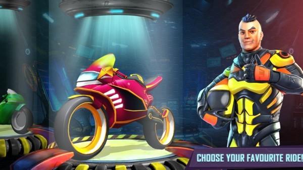 未来摩托骑士安卓版下载