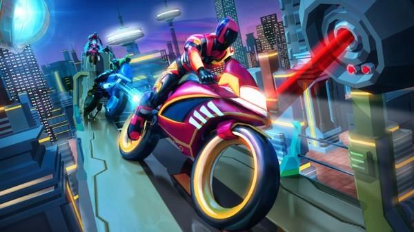 未来摩托骑士手游下载