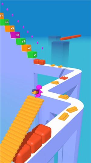 楼梯大挑战手游最新版