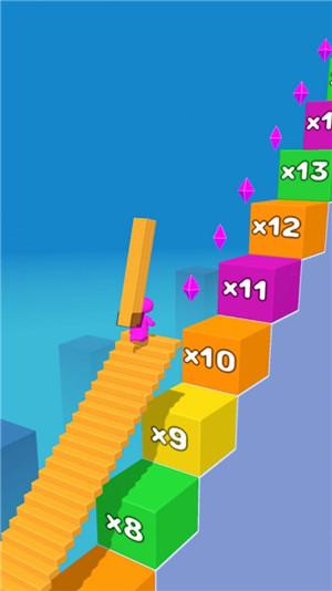 楼梯大挑战游戏安卓版