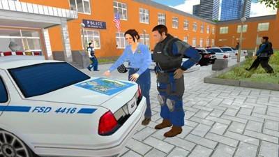 我的警察妈妈中文版
