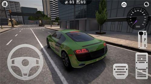 真实停车模拟x无限金币版下载