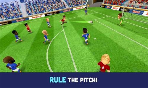 迷你足球中文版