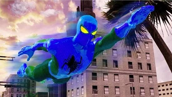 绳蛙英雄蜘蛛的力量手机版