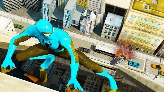 绳蛙英雄蜘蛛的力量安卓版下载