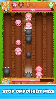 疯狂战斗猪汉化版下载