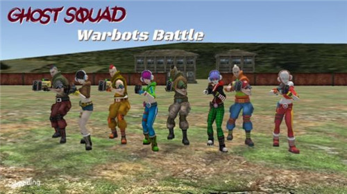 幽灵小队战斗机器人安卓版下载